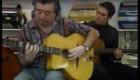 Patrick Saussois - reportage: Le jazz gitano parisien Part 1/5