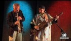 10 years Muziekpublique | Luc  Mishalle & Rida Barrady (Stitou): Merhaba